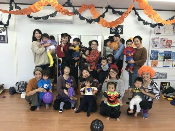 kids英語の『Happyハロウィーン♪』