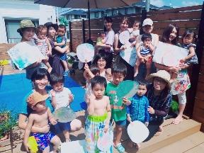 絵描きのYUKI『2019夏のkidsアート教室♪』レポ