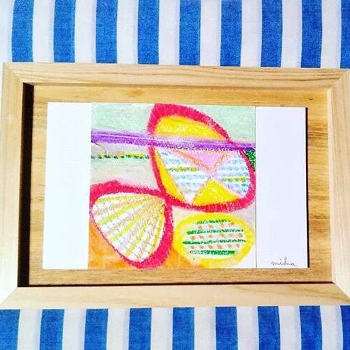 2月みず文庫mika先生の 『お絵描き教室🎨』